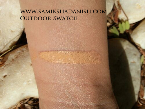 Givenchy Foundation review - Samiksha Danish