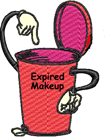 Expiration on Makeup Products - How long does Makeup last