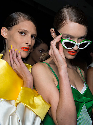 Spring Makeup Trend 2014