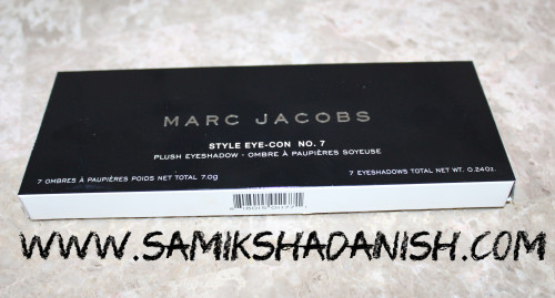 Marc Jacobs Style Icon 7 - Review and video