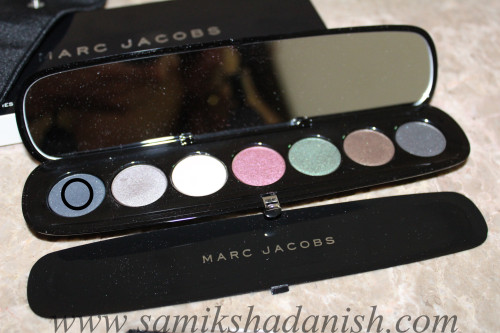 MARC JACOBS BEAUTY Style Eye-Con No.7 - Plush Shadow
