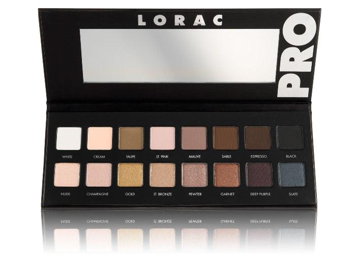 Lorac Pro Palette - Samiksha Danish