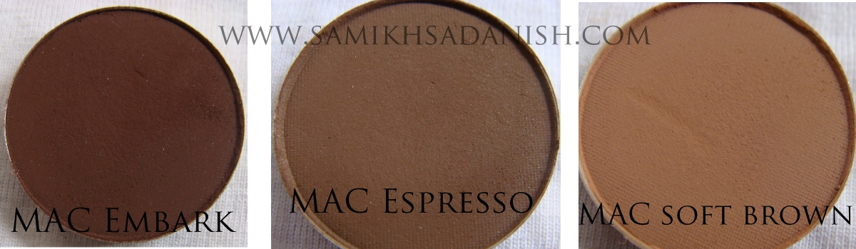 Office Makeup Tips _ Samiksha Danish - crease eyeshadow
