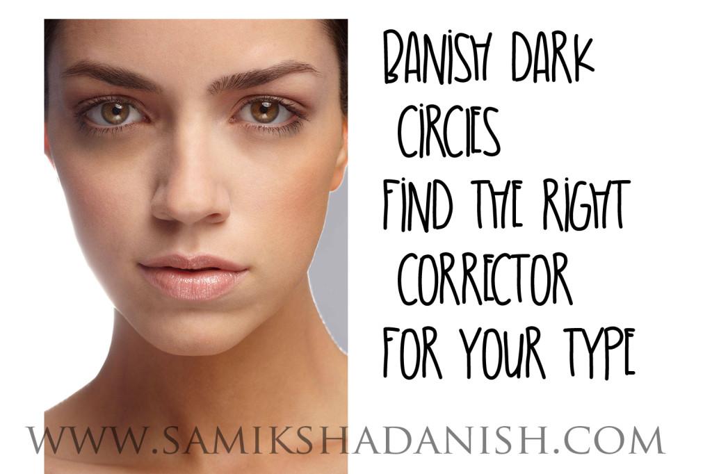 banish dark circles- Samiksha Danish