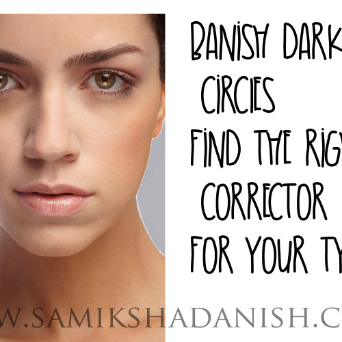 How to get rid of those dark circles