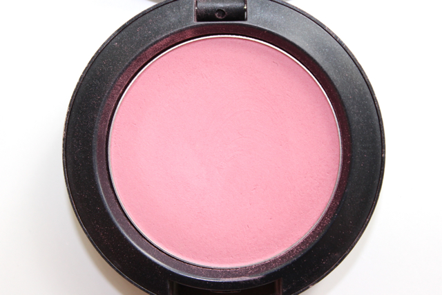 mac blush in pinch o peach