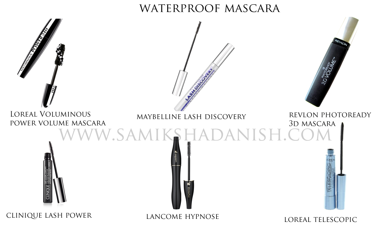 Office Makeup Tips _ Samiksha Danish  WaterProof Mascara