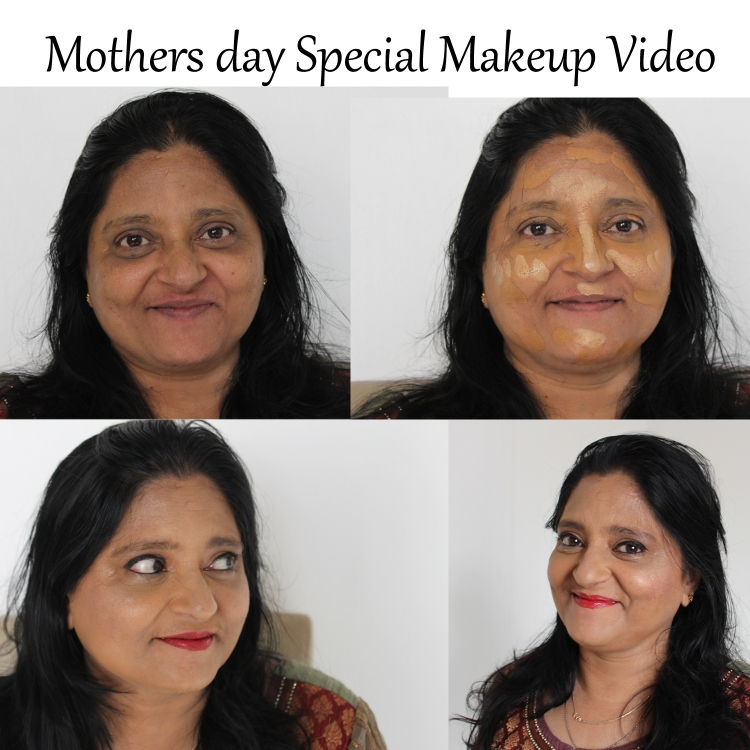 Mothers Day Special Makeup
