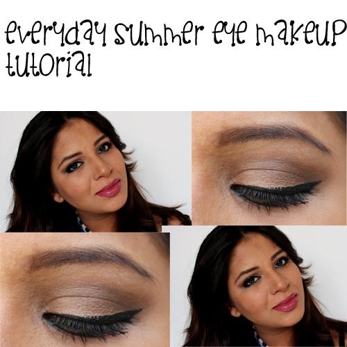 Everyday Summer Makeup - Samiksha Danish