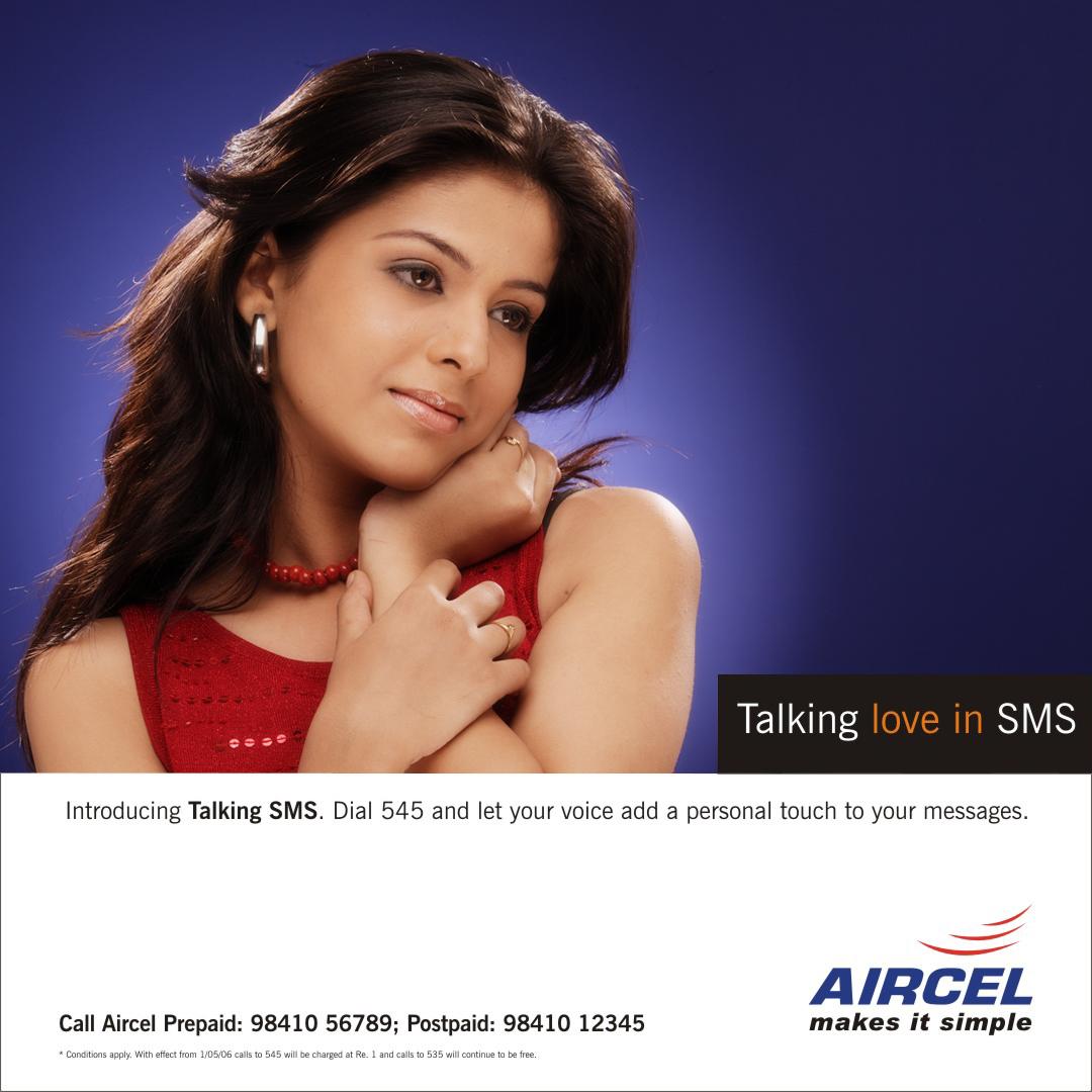 Aircel Ad- Samiksha Danish