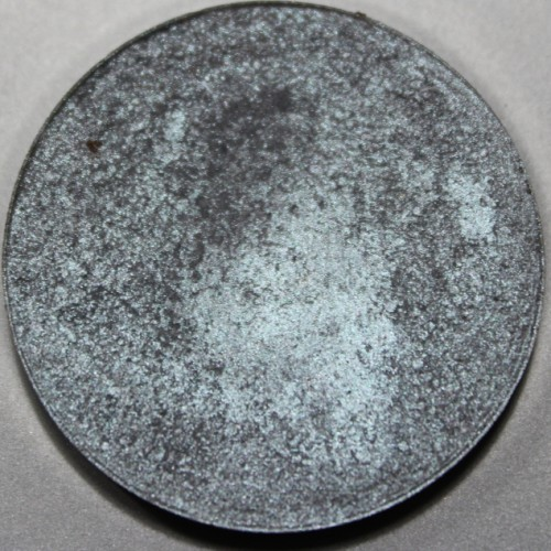 silver makeup forever eyeshadow