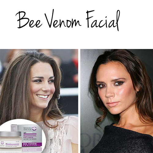Bee Venom Facial