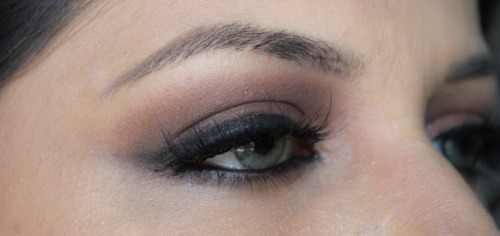 Elegant Date night makeup look