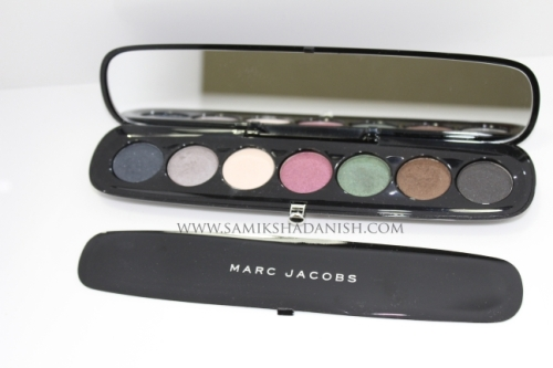 Marc Jacobs Style Eye-Con No 7 Plush Shadow  (208  The Vamp) - samiksha danish