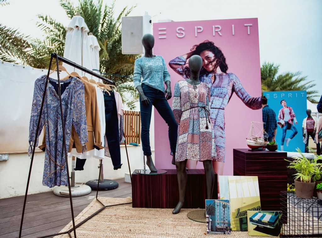 Esprit launches Spring/Summer 2016 Collection